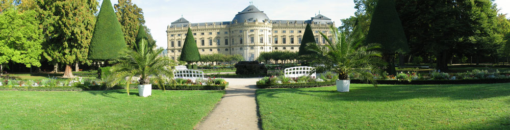 gartenf hrungen in w rzburg hofgarten ringpark. Black Bedroom Furniture Sets. Home Design Ideas
